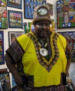 Chris Clark folk artist