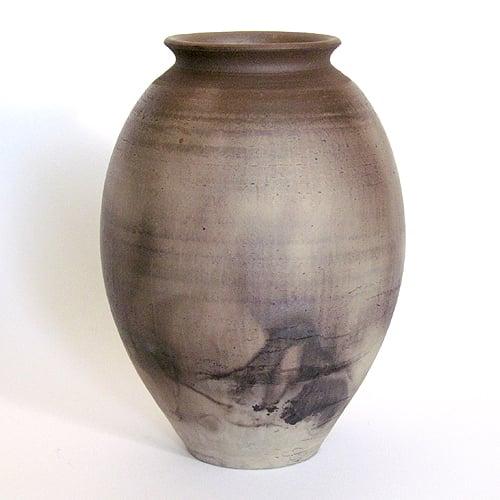 Pottery Vase by Roger Corn