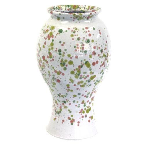 Ceramic pottery by southern folk potter, Roger Corn.