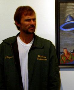Jay Schuette self-taught painter