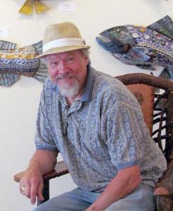 KG McIntosh self-taught sculptor