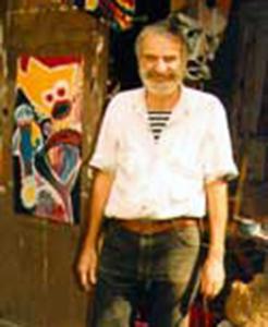 Kurt Zimmerman self-taught painter