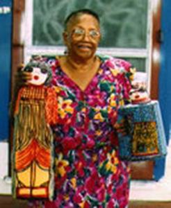 Mama Johnson painter
