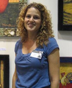 Mary Klein self-taught painter
