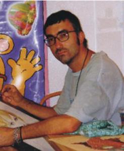 Nicolas Matar self-taught painter