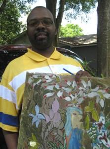 Tommy Durham painter