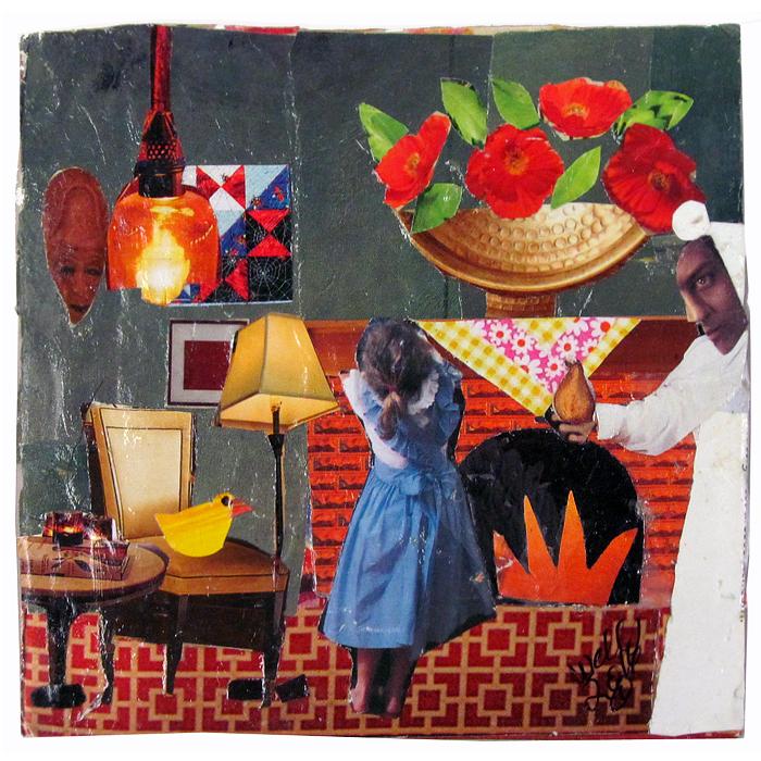 Della Wells collage