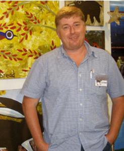 John Anderson aka Cornbread Folk Artist