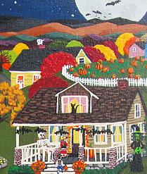 Patti Bonner thumbnail of a painting